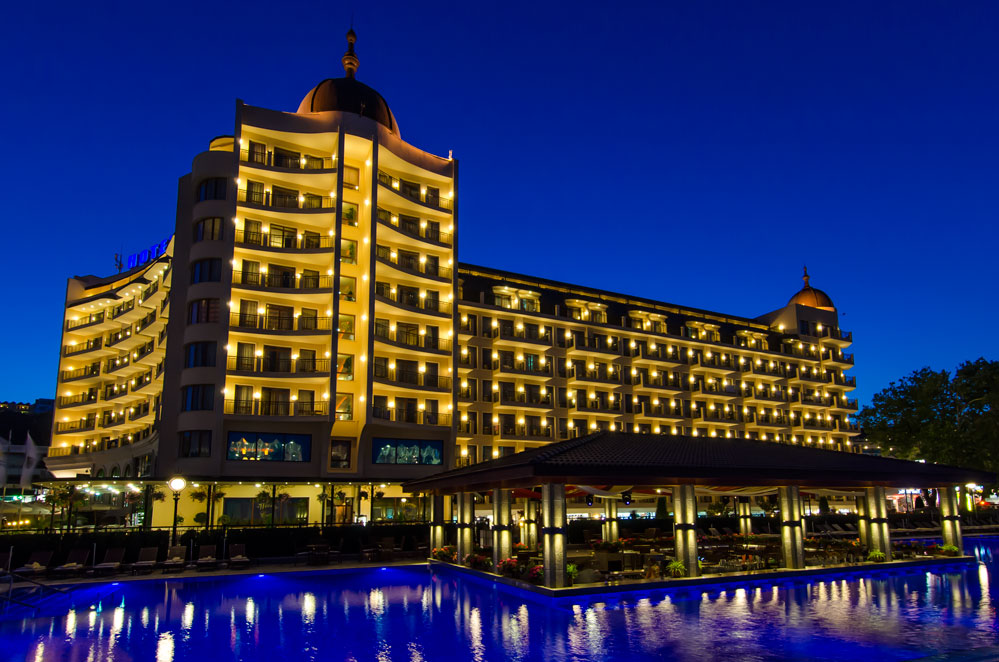 Golden sands home - Hotel de cinco estrellas ...